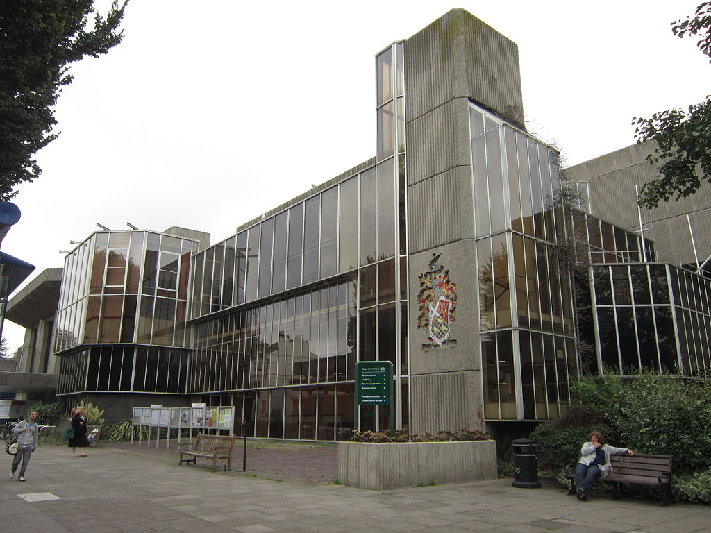 Hove Town Hall Fire Believed To Be Caused By Solar Panels