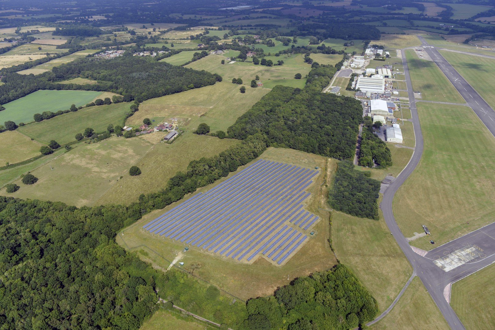 Lightsource connects Northern Ireland's maiden utility-scale solar farm