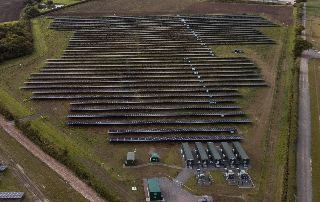 Ofgem Reveals How To Retain Accreditation When Adding Storage Ro Pv Diagrams Wiring Battery Anesco Was The First Add Its Solar Farms And Prompting Prepare Guidance Industry Image