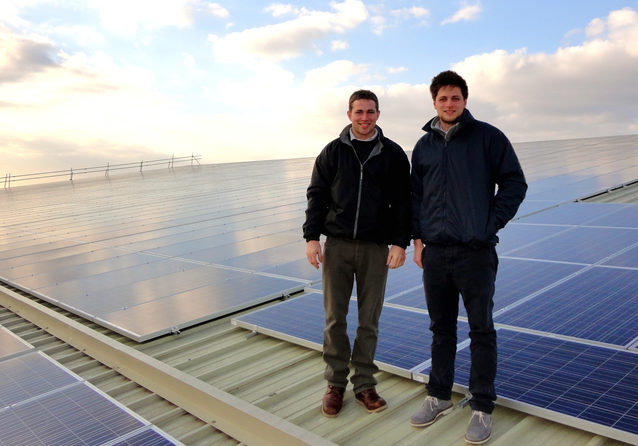Alan Bartlett And Sons Install 1 2mw Roof Mounted Solar
