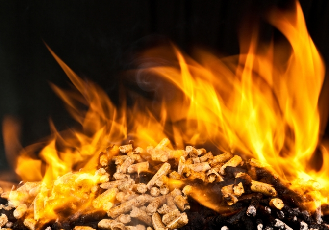 Biomass Burning Wood ~ In support of the reformed rhi solar power portal