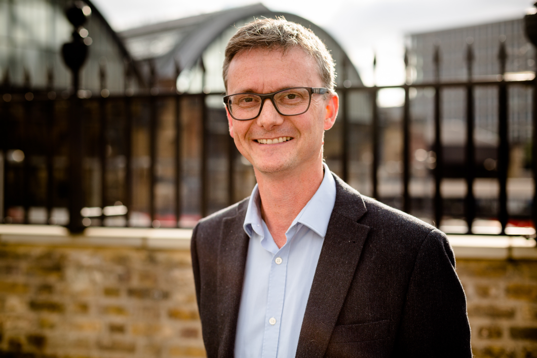 Chris Hewett, Solar Energy UK's chief executive, said the group hopes to start hosting in-person events again later this year (Image: Solar Energy UK)