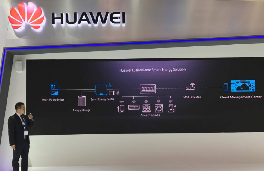 Huawei Unveils Home Energy Management Systems for Solar