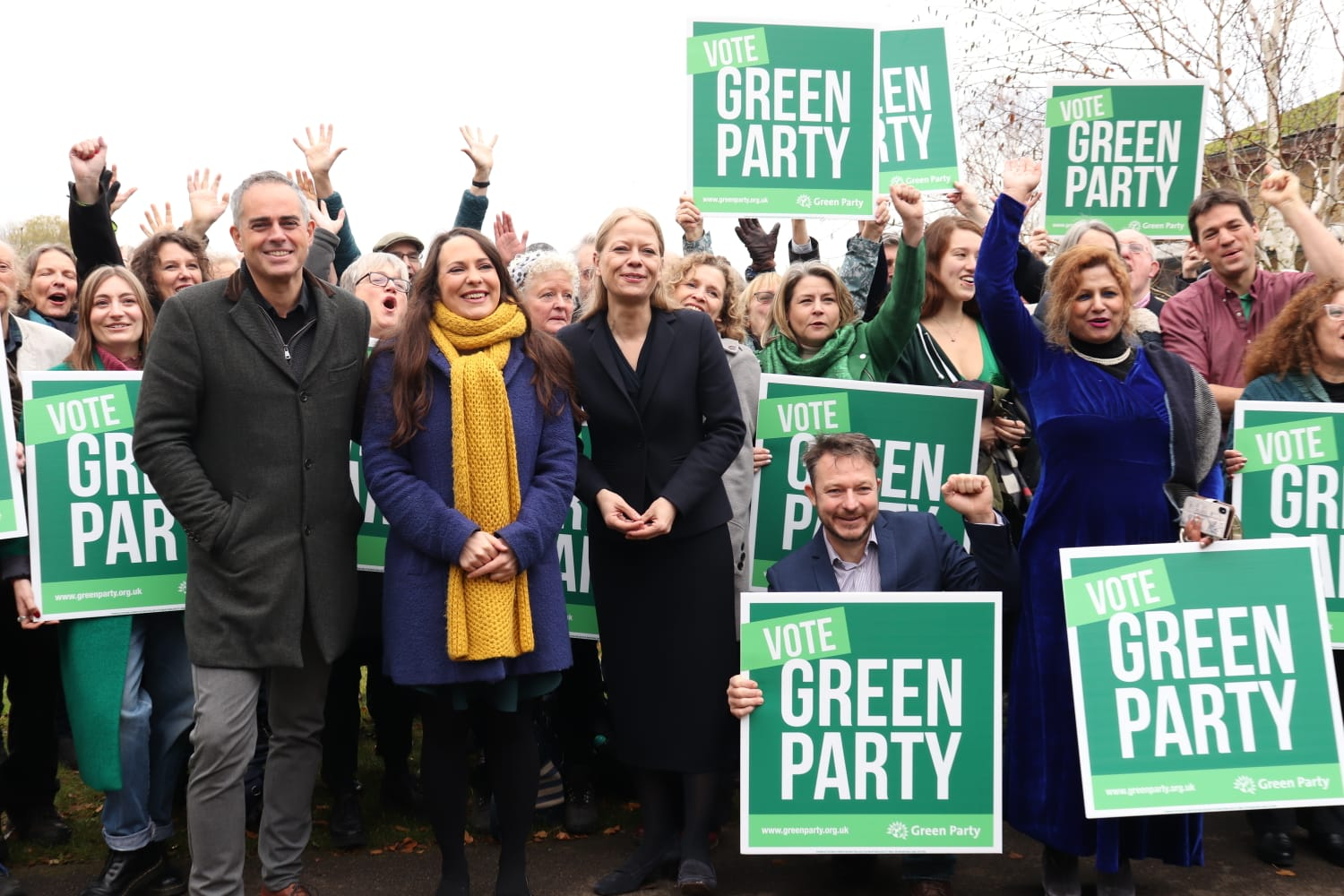 Image: Green Party.