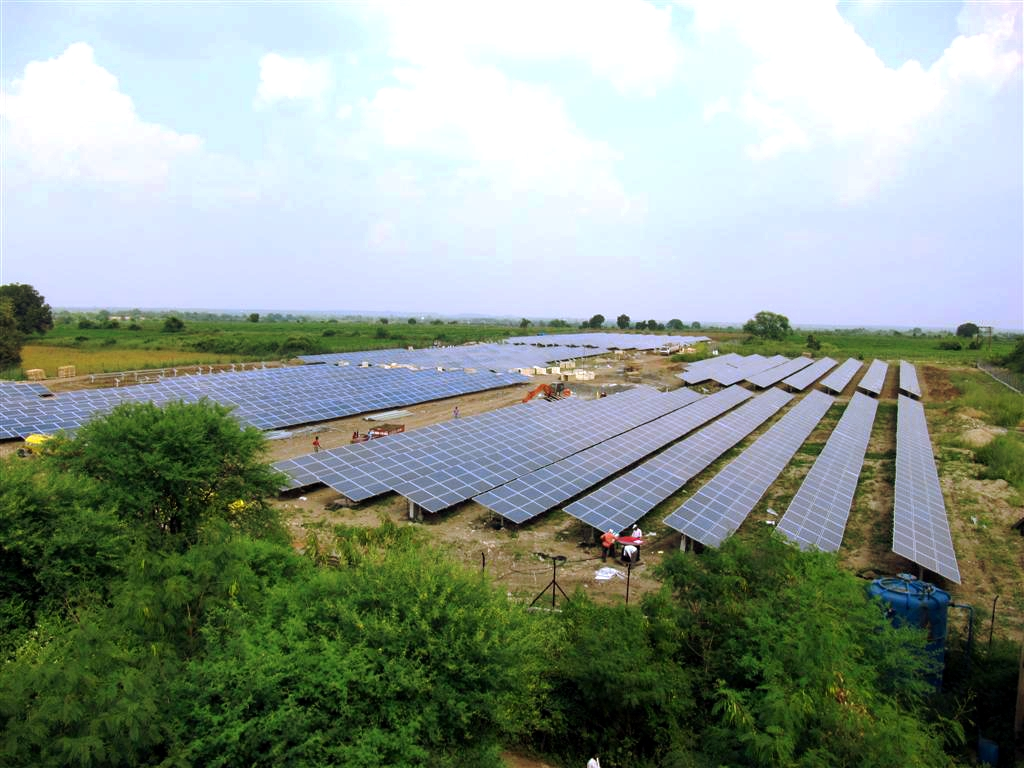 The next phase of Indian solar tenders could see winning bids at a level more attractive to foreign players. Source: IBC Solar.