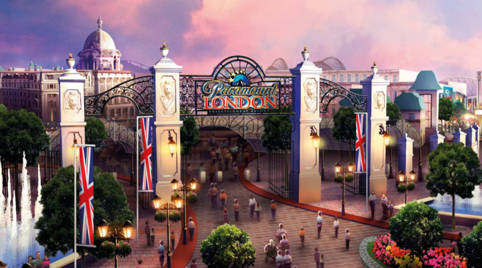 EDF clinches 25-year solar-plus-storage deal with future UK theme park