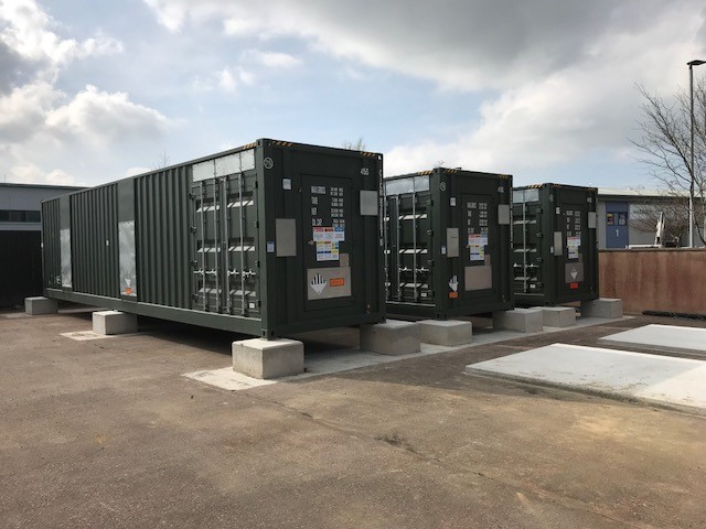 Tesla and Anesco batteries combine for 4MW energy storage ...