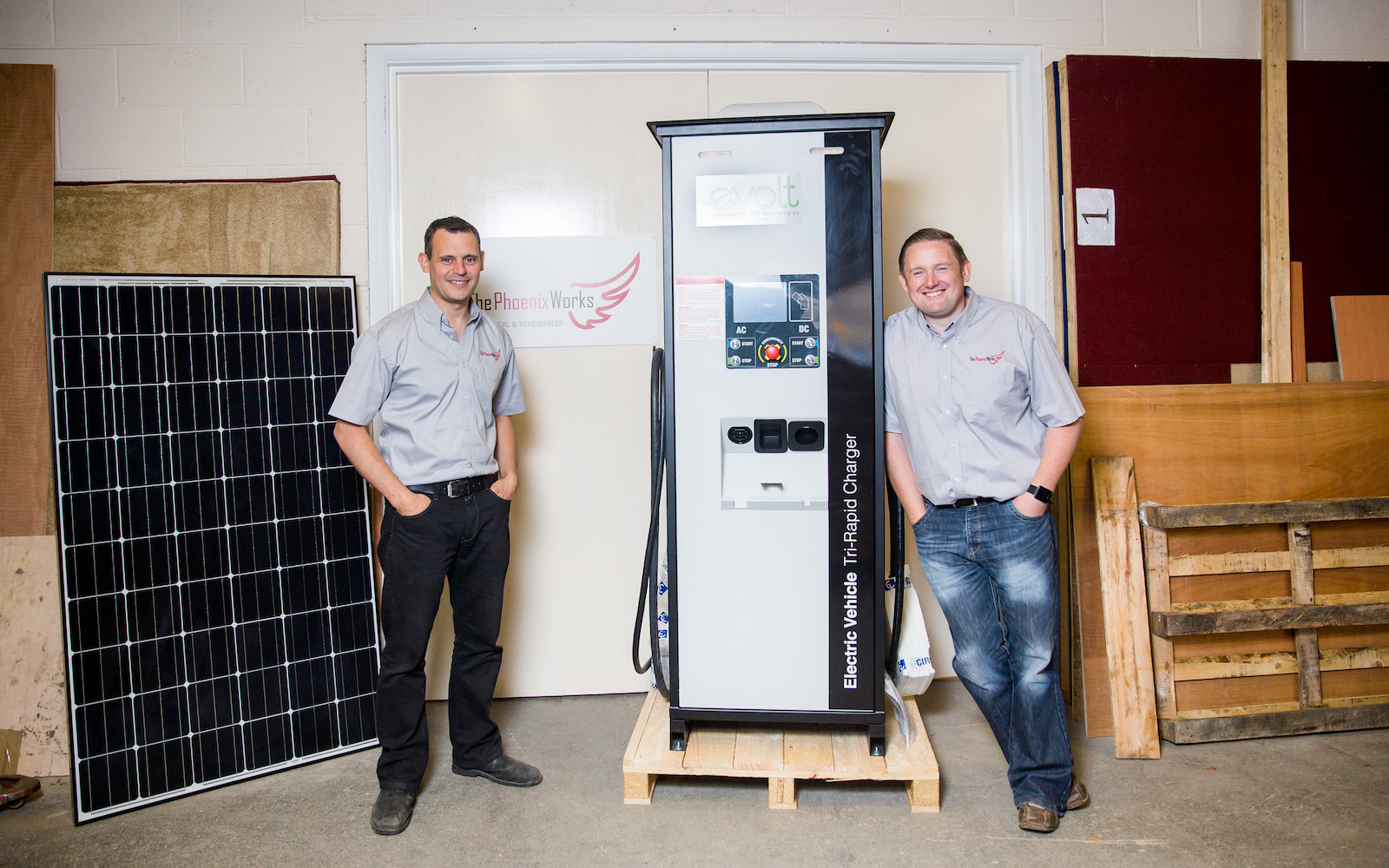 The Phoenix Works continues electric vehicle charging drive with Tonik Energy offer