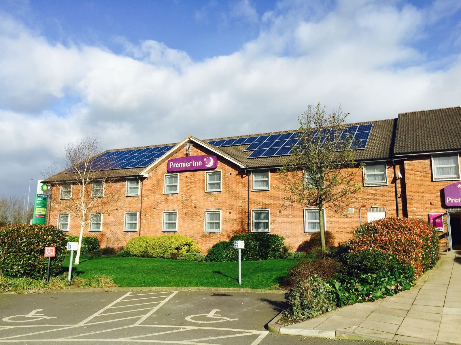 Whitbread Completes Solar Roll Out On 88 Premier Inns