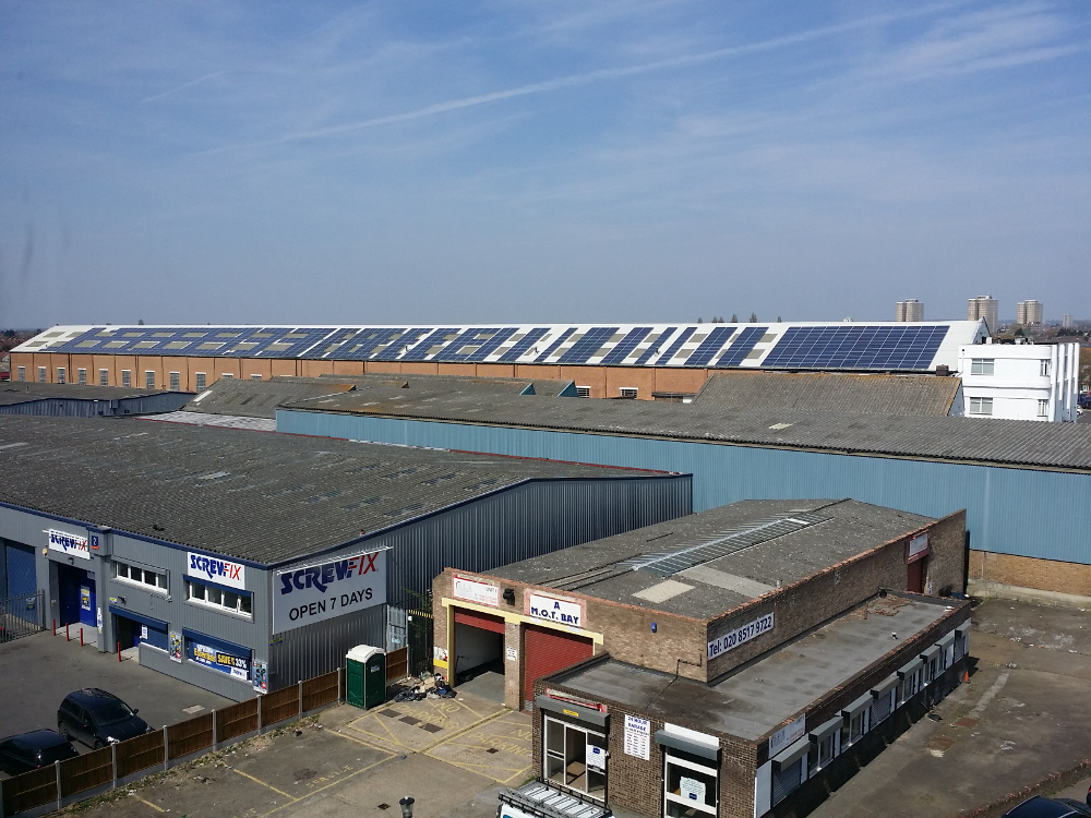 Rexel Gives Its Essex Distribution Centre And Offices Green Makeover Solar Power Portal