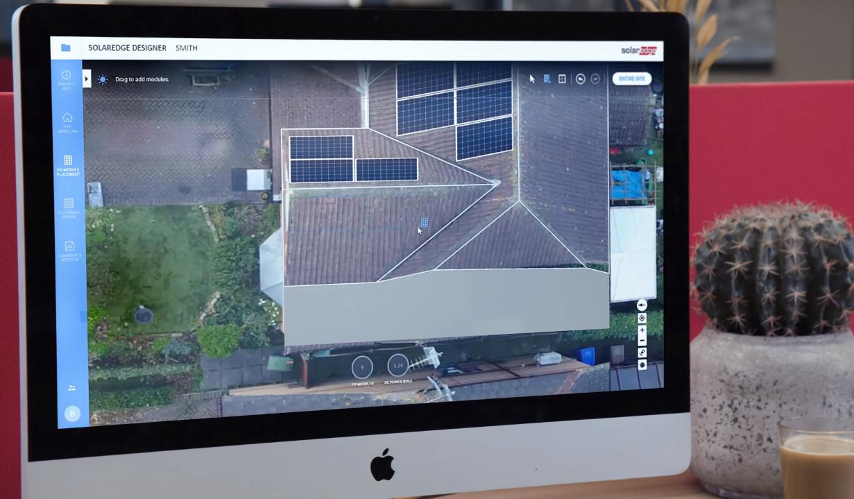 Solaredge Launches New Installer Focused Design Software