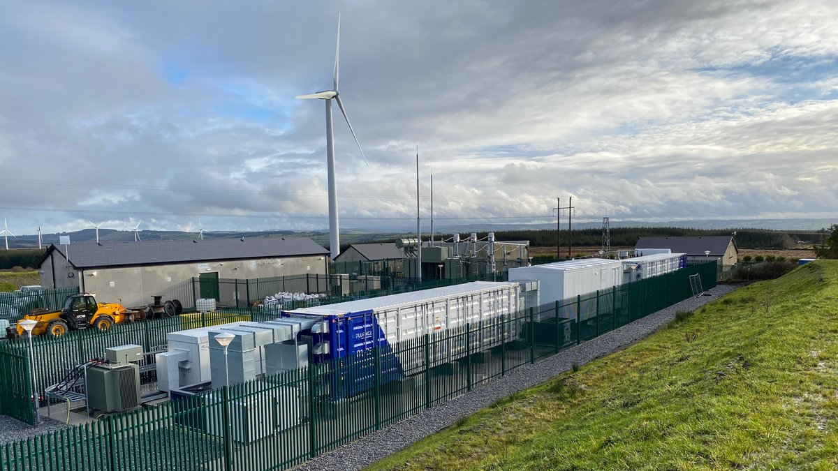 Gigawatts Of Utility Scale Battery Storage Projects In Ireland Set To Drive Strong Sector Growth In 2021 And Beyond Solar Power Portal