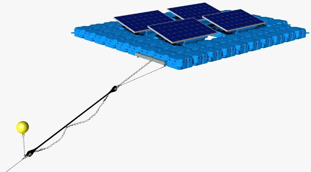 Uk Start Up Eyes Global Floating Solar Market Solar