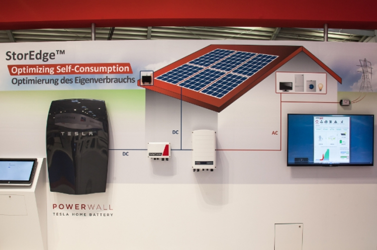 Seuk Solaredge Confirms Presence Of Tesla S Powerwall At