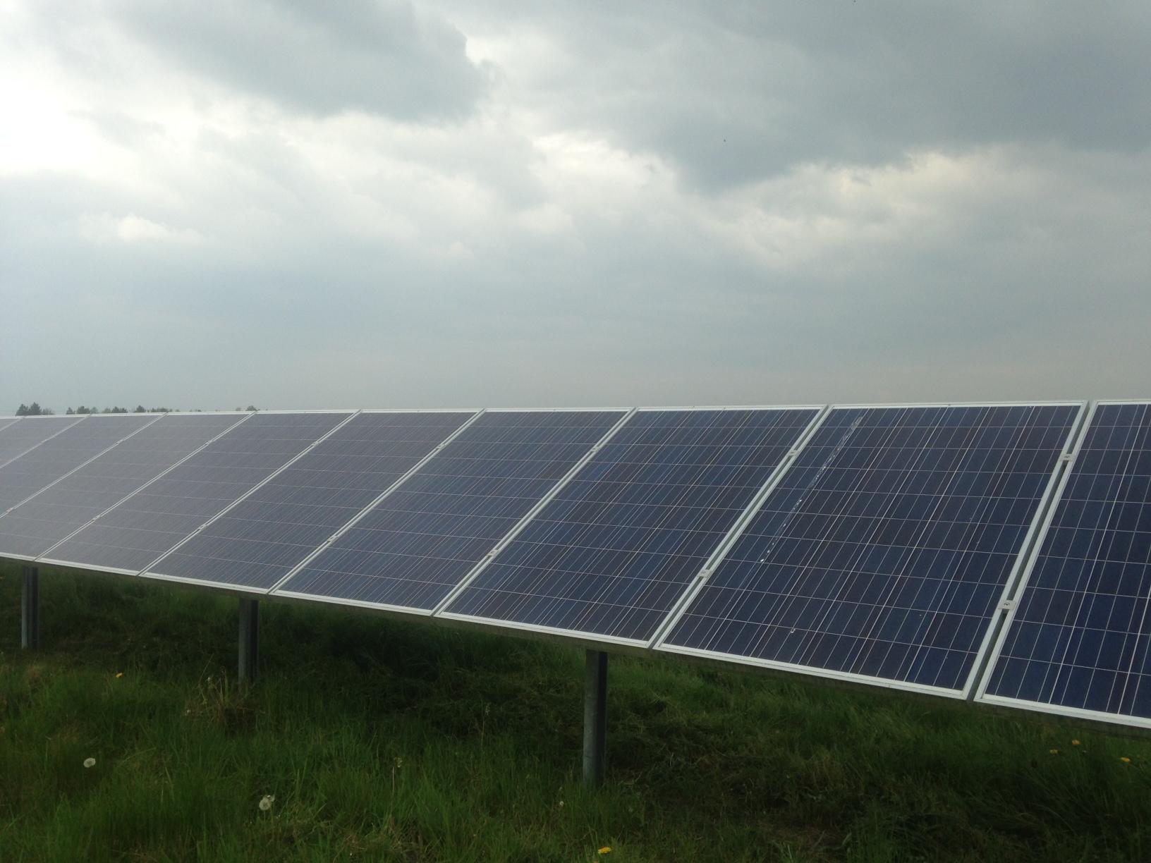 Camborne Partners With Spower For Uk Solar Push Solar