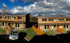 Wales' first solar village opens to social housing tenants