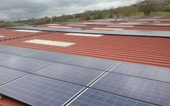 Lightweight 50kWp solar array helps Air Control Industries slash bills