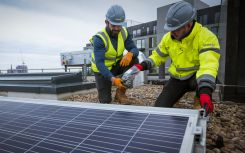 Aberla Energy signs three-year solar PV contract with Progress Housing