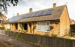 Crowd funding bond launched for social housing solar portfolio