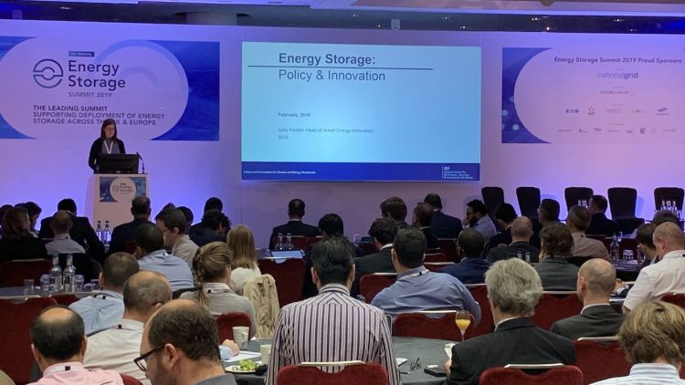 Five things we learned from Energy Storage Summit 2019