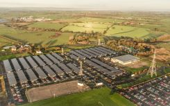 UK's largest solar carport completes at Bentley Motors HQ