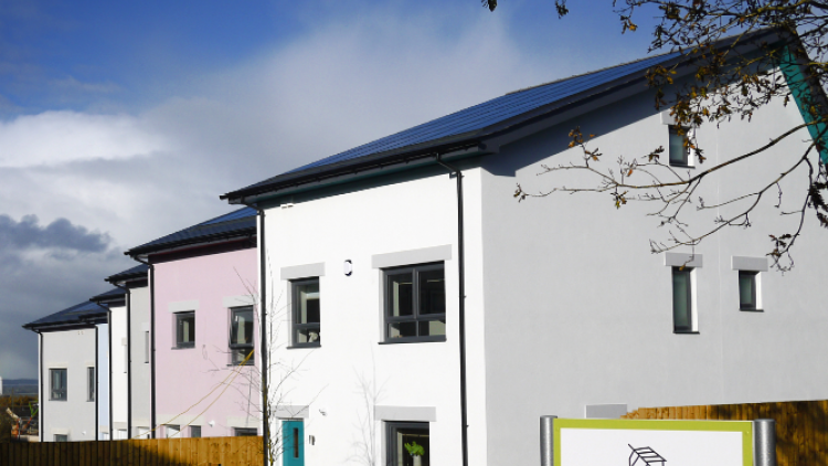Bricks and mortar and solar: The PV opportunity in housebuilding