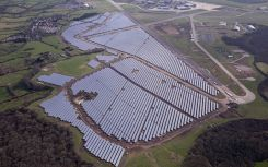 Shell to become single off-taker of largest solar farm in England