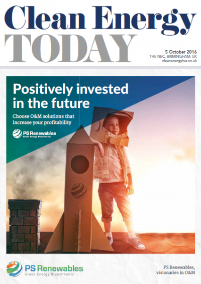 Show Edition: Clean Energy Today - Day 2 front cover