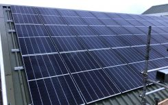 Scottish Water unveils new rooftop PV install after £95k investment
