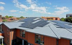 PROJECT ROUND-UP: Charity cleans up, First Solar in Lancs, Lidl doubles PV investment in Ireland