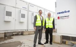 Centrica completes 3MW battery install for Gateshead Council