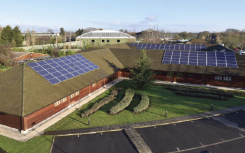 M3 installs second solar system for Chester Zoo