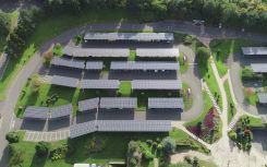 Aviva moves to put 'words into actions' with combined solar and storage carport in Perth