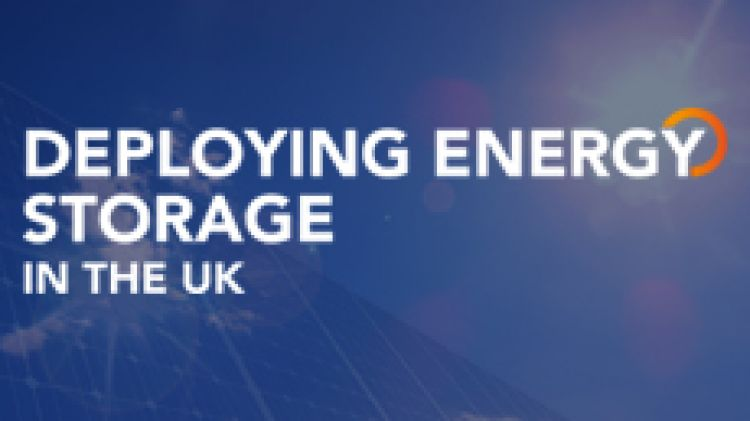 Deploying Solar Storage in the UK