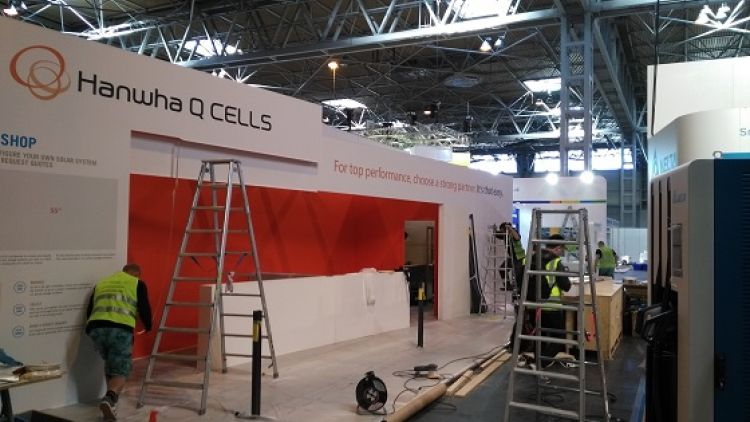 Final touches being made as SEUK|CEL 2016 prepares to open its doors
