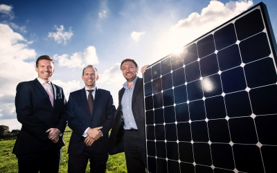 'Largest solar project of its kind' confirmed for Northern Ireland