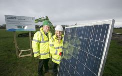 Northern Irish utility turns to solar to save £500,000 each year