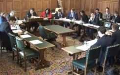 Scrapping of Energy and Climate Change select committee confirmed