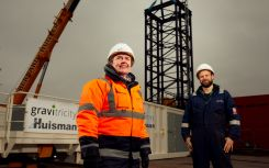 Storage start-up Gravitricity's £1m demonstrator takes shape ahead of testing
