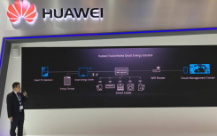 Huawei launches connected solar smart home solution