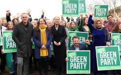 The Green Party launches manifesto, including solar for 10 million homes by 2030
