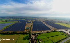 GRIDSERVE completes 'game changing' solar-plus-storage site