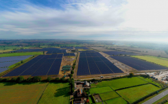 GRIDSERVE secures multi-million Hitachi investment for hybrid solar farms