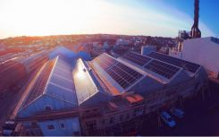 'Every customer can be proud': Guernsey utility unveils first solar array