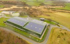 HBS New Energies lands Welsh Water solar contract