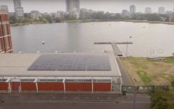 Hackney Light and Power celebrates first rooftop PV installation in 1MW programme