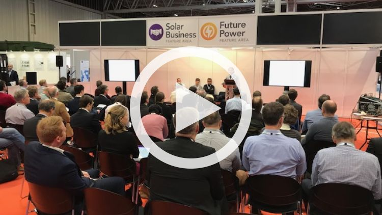 Solar & Storage Live day one wrap-up
