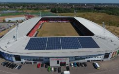 Doncaster Rovers to save £1 million from subsidy-free PPA install