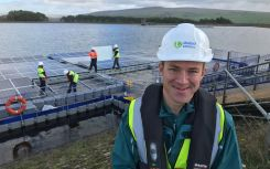 United Utilities doubles down on floating PV with second reservoir install