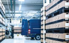 Mercedes-Benz enlists Innasol to aid UK storage push